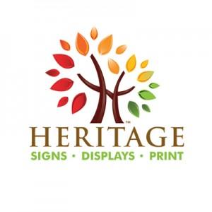 Heritage Printing, Signs & Displays