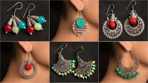handmade earrings online