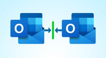merge outlook data files