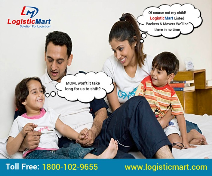 Packers and Movers in Pune - LogisticMart