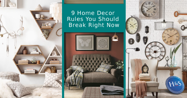 Home Decor Rules