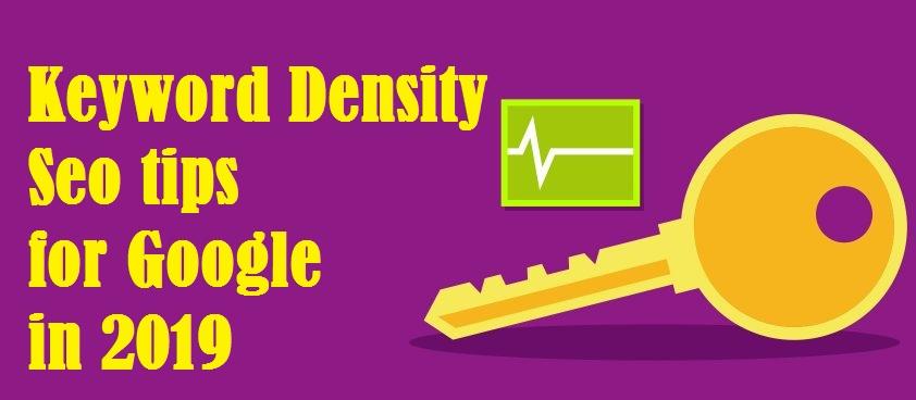 Keyword Density Seo