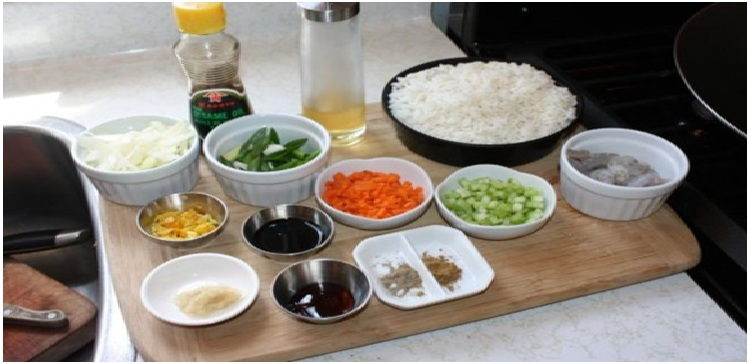 Recipe of Chinese Fried Rice