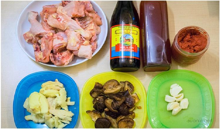 Recipe of Fujian Red Wine Chicken