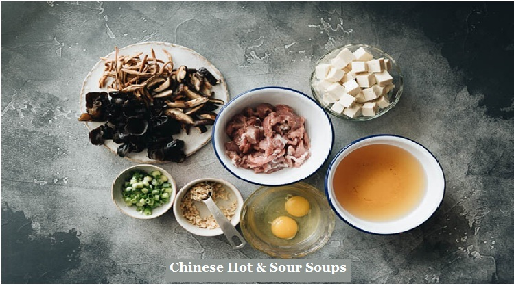 Recipe of Chinese Hot & Sour Soups