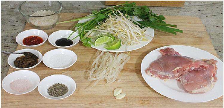 Recipe of Hainanese Chicken Rice