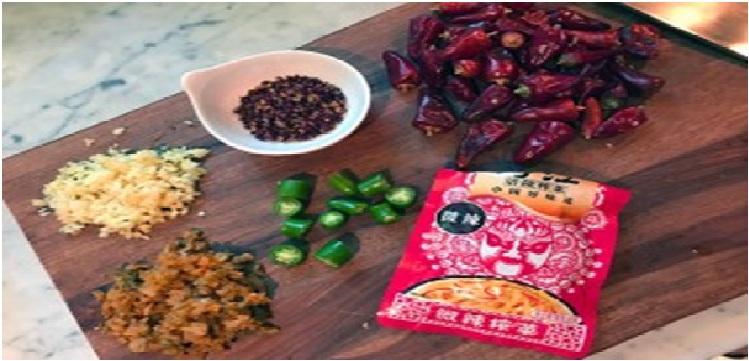 Recipe of Chongqing Chicken