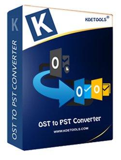 Microsoft OST to PST Converter