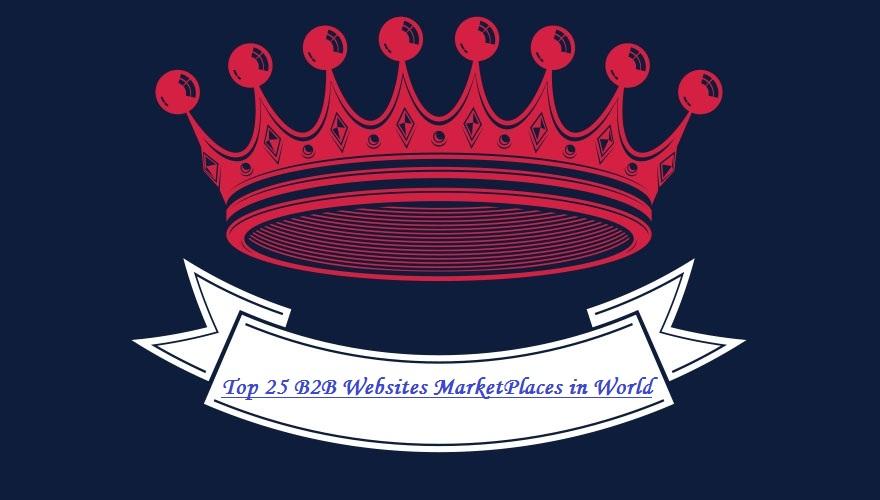 Top B2B Websites Marketplaces