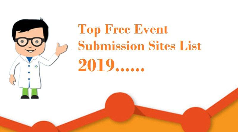 Top Event Submission Sites