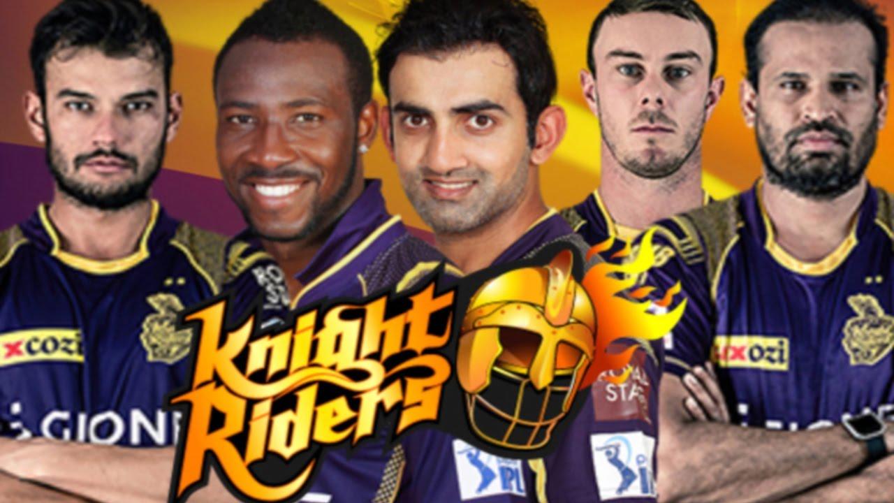 Kolkata Knight Riders roster
