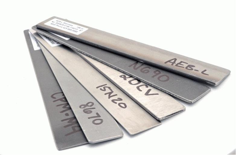Blade Materials