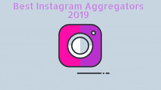 Instagram Aggregators