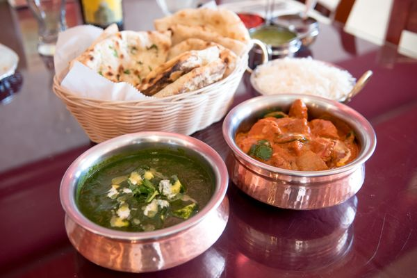 Real authentic Indian food in New Jersey
