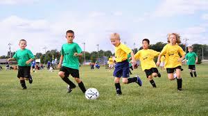 football tips for children