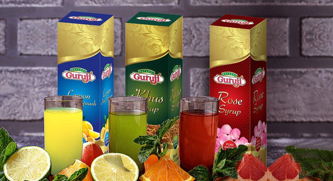 Natural Drinks in the month ofJuly