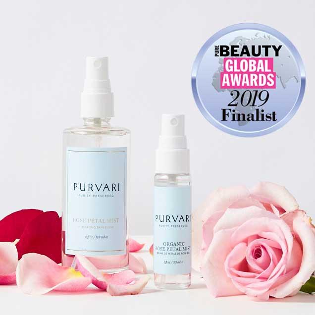 Organic, Natural, Skincare, Products, Rose Petal Mist, Rose Water