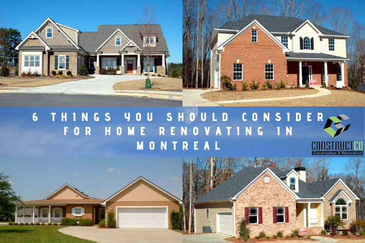 Home Renovation & Construction Companies in Montreal