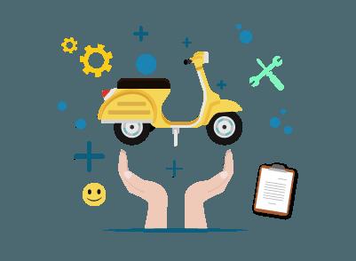 two wheeler insurance plans