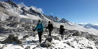 Trekking adventure
