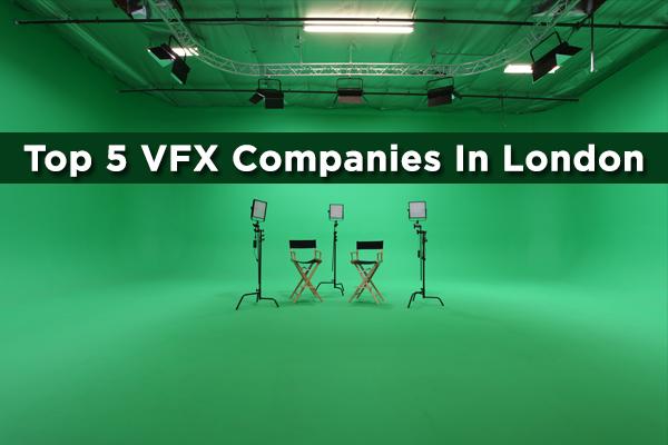 VFX studios in London