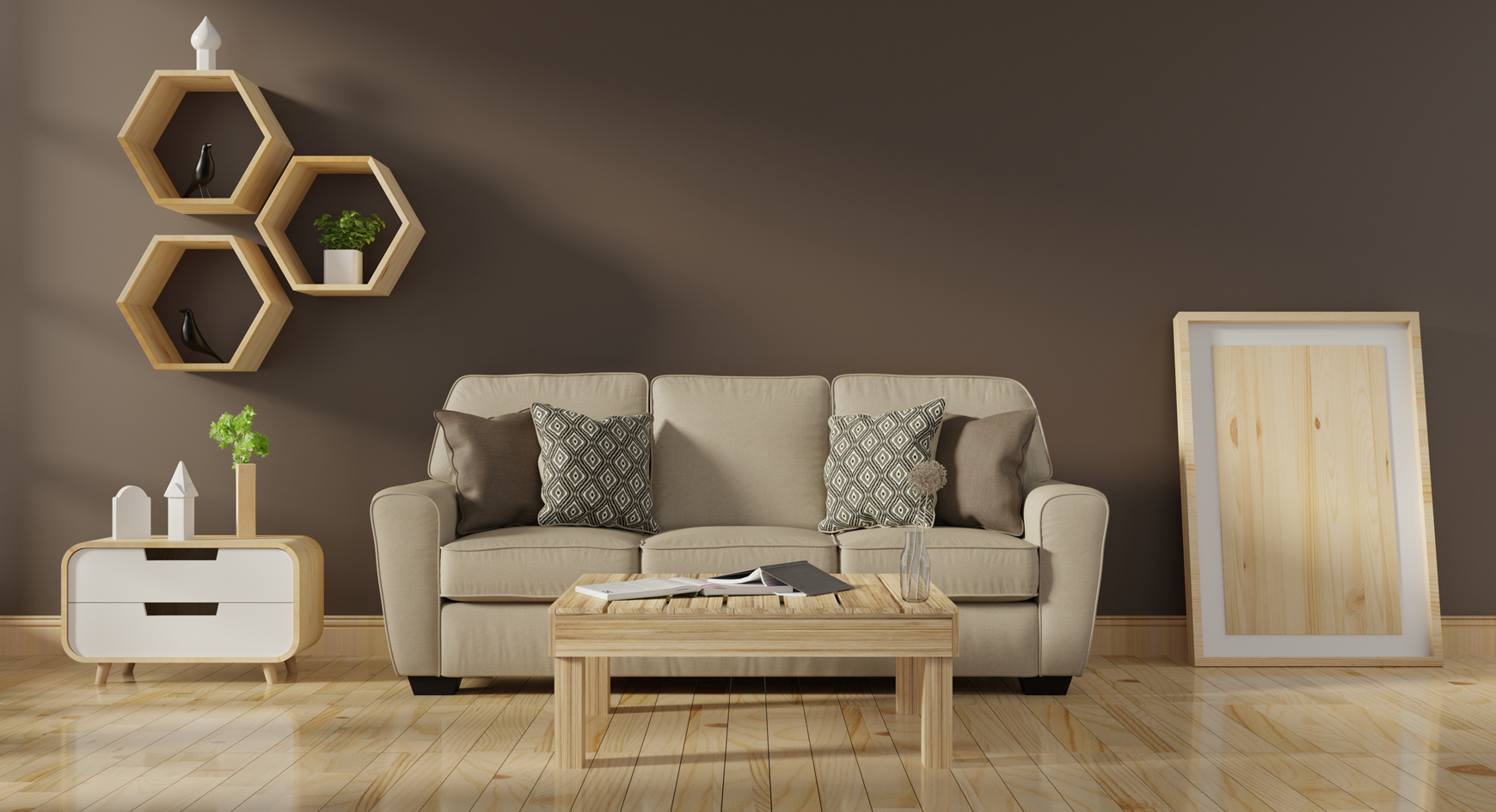 10 Interior Decoration Tips for NewHome