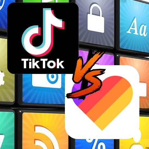 tik tok vs like app