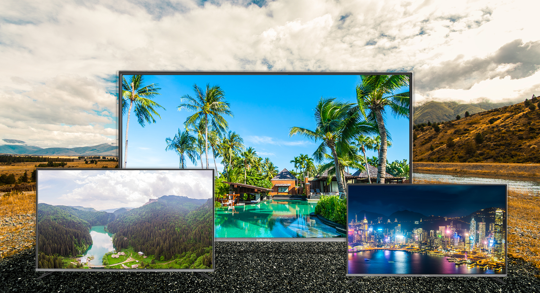 10 reasons to choose Televista LED TV