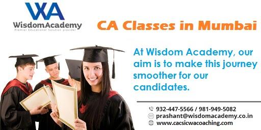 CA classes in Mumbai