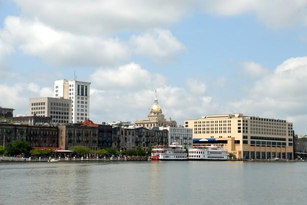 Enriching city Savannah