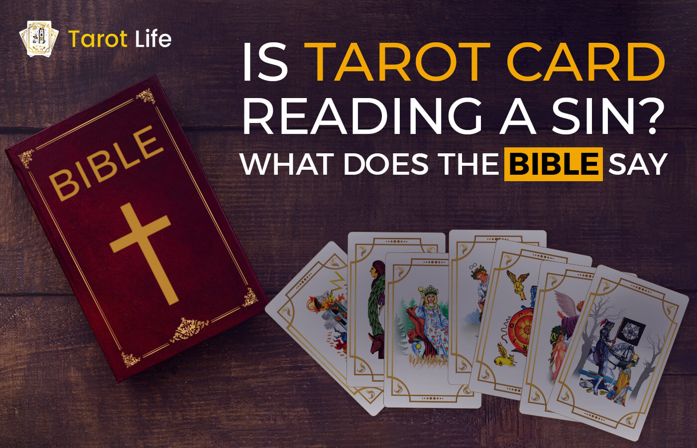 Is Tarot Card Reading A Sin? What does the Bible say