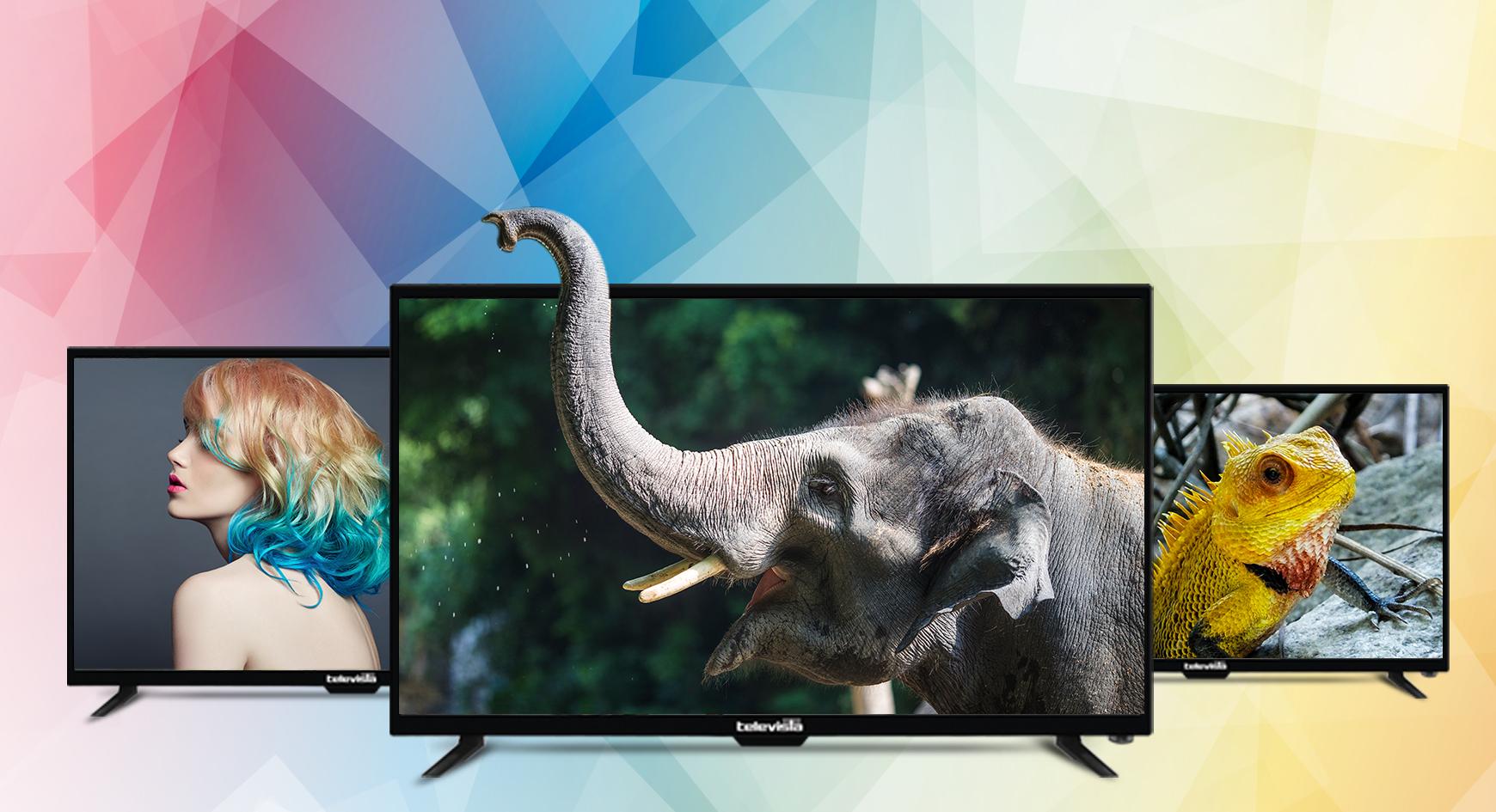 Top Smart TVs in India in 2019