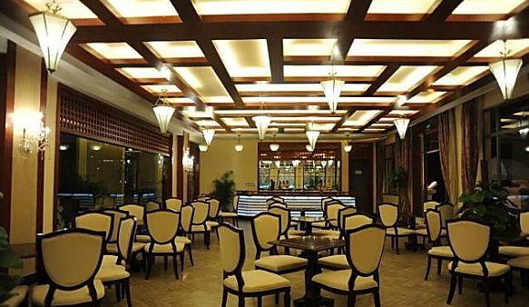 lighting design case of classic decor restaurant