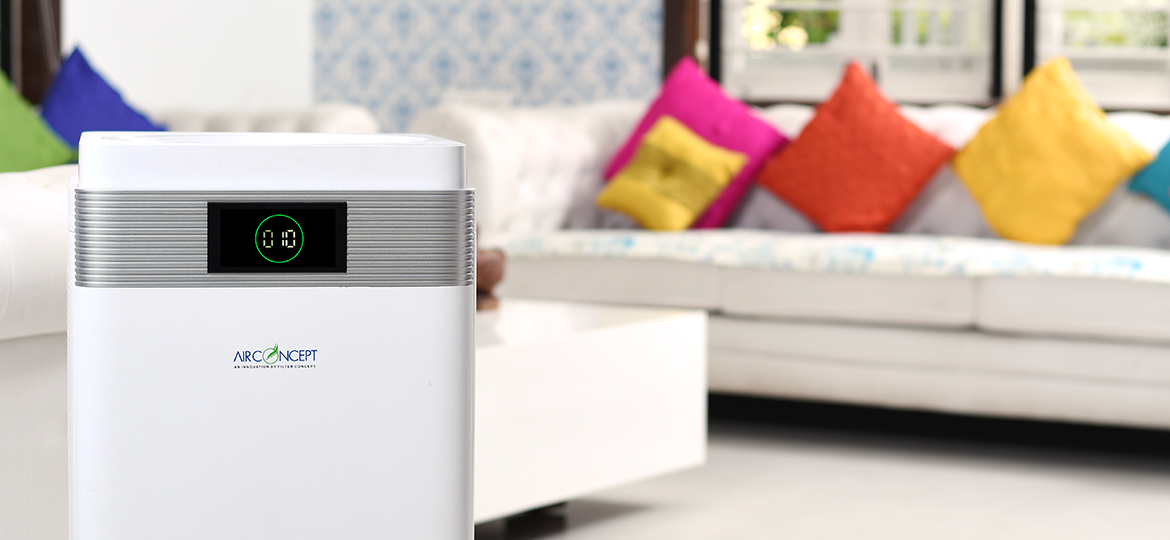 Why air purifiers are a sustainable investment?