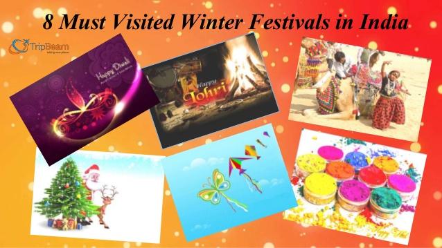 best winter fetivals in india