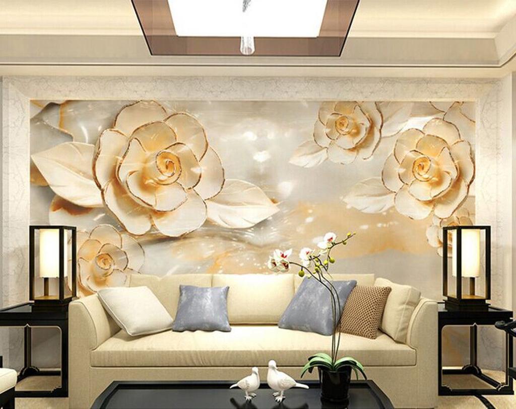wallpaper for living