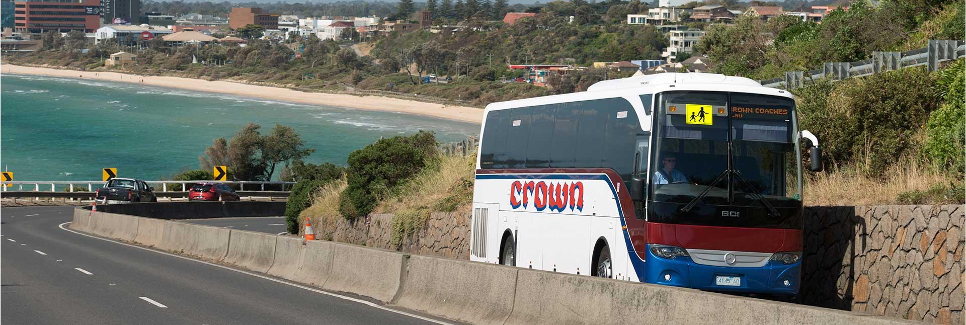 Bus Services Melbourne
