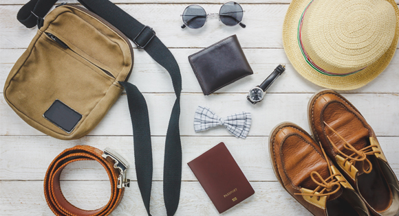 Top 5 leather accessories: Must have in men's wardrobe