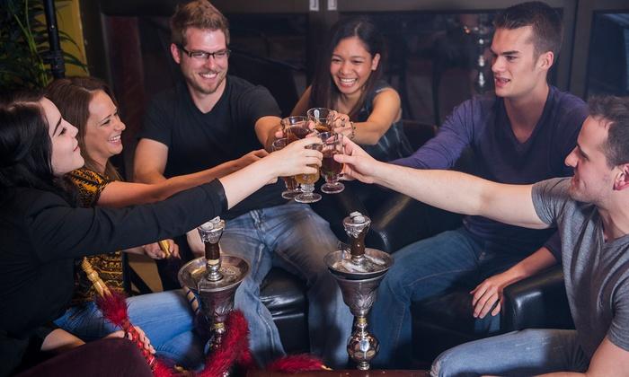 hookah party rentals
