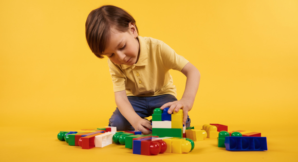 Right Toys for Your Children's Development
