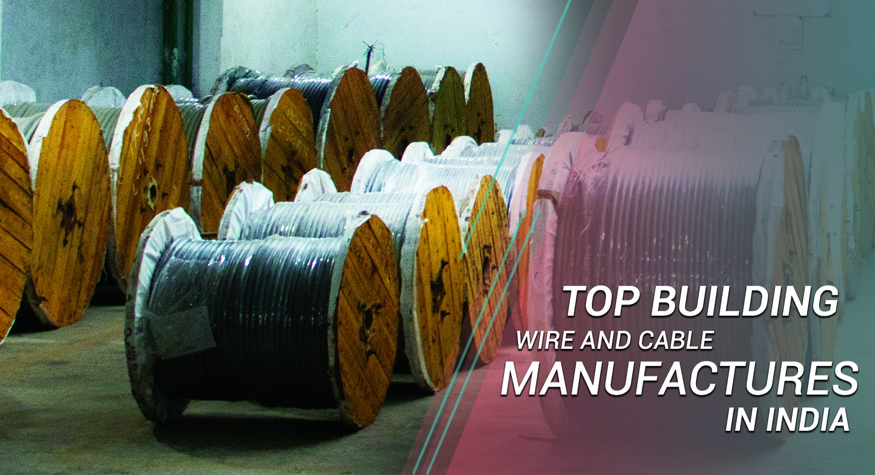 Top Building Wire and Cable Manufacturers in India?