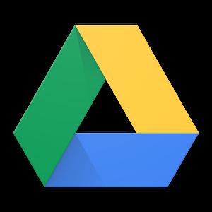 transfer Google drive files locally