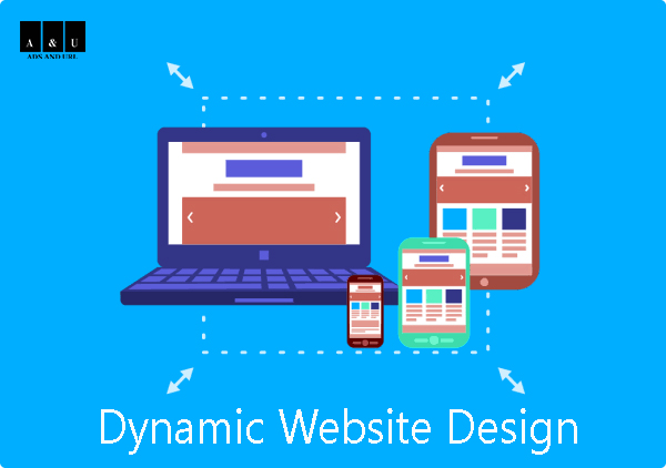 Dynamic web design services in india