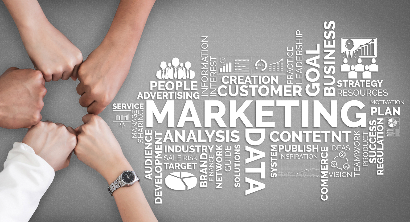 How a creative advertising agency like IAM can help you develop your business?