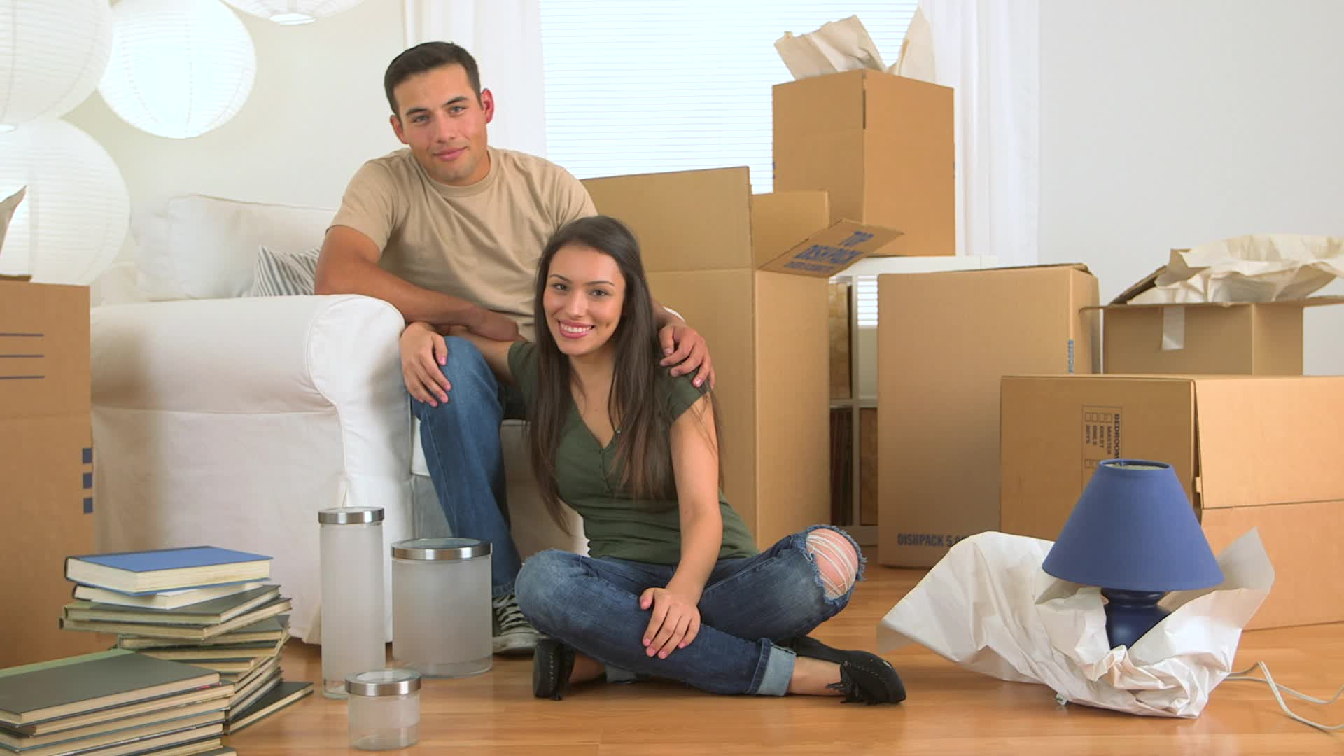 House removals north London