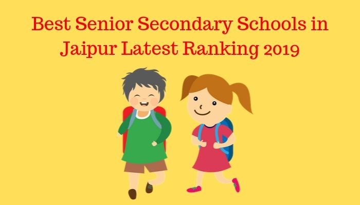 Senior Secondary Schools in Jaipur
