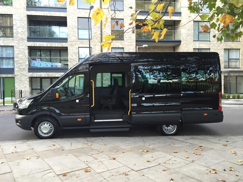minibus hires Luton
