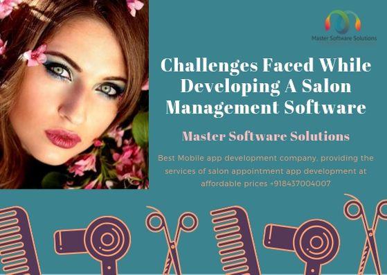 salon appointment app development