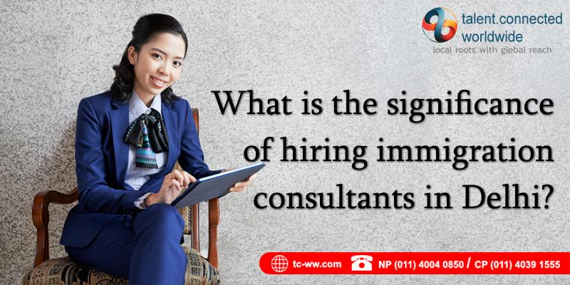 immigration consultants in Delhi