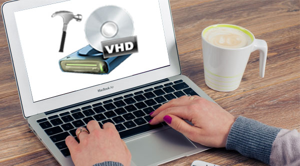 recover vhd data